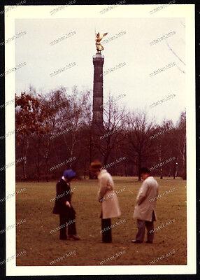 Foto-West-Berlin-Siegessäule-Großer-Stern-Viktoria-1972