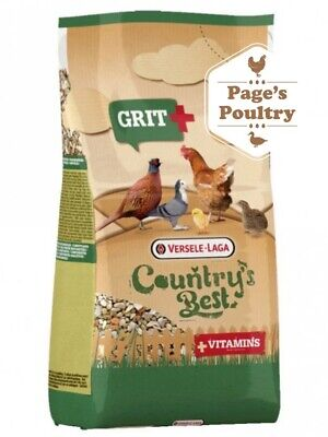 Versele Laga Country's Best Poultry Grit Plus Alfalfa Protein Pellet 1.5kg Chick