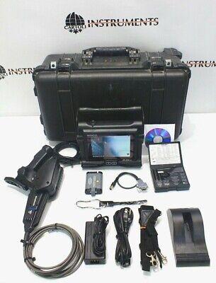 Olympus Iplex Rt 6mm 3.5m Borescope Videoscope Portable Ndt Camera Inspections
