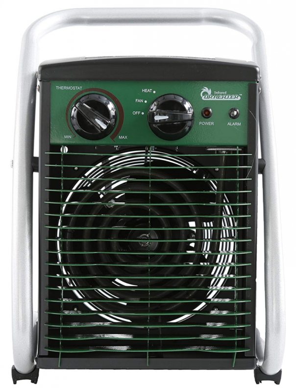 Dr Heater Dr218 1500w Greenhouse Garage Workshop Infrared