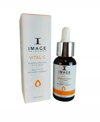 Image Vital C Hydrating A C E Face Serum 1 oz