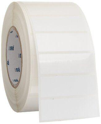 Brady 3 X 1 White Label Polyester Tht-18-423-3 3000 Per Roll