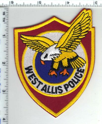 West Allis Police (Wisconsin) 2nd Issue Shoulder Patch