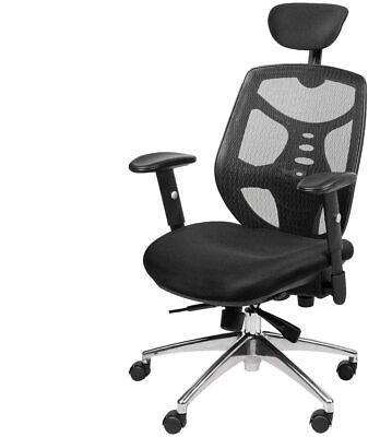 Home High Back Office Chair - 300 Lb Capacity Ergonomic Computer Mesh Recliner