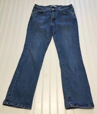 Straight Leg Stretch Shorts (LEVI'S 505 Straight Leg Women's Size 10 Short Stretch Denim Blue Jeans )
