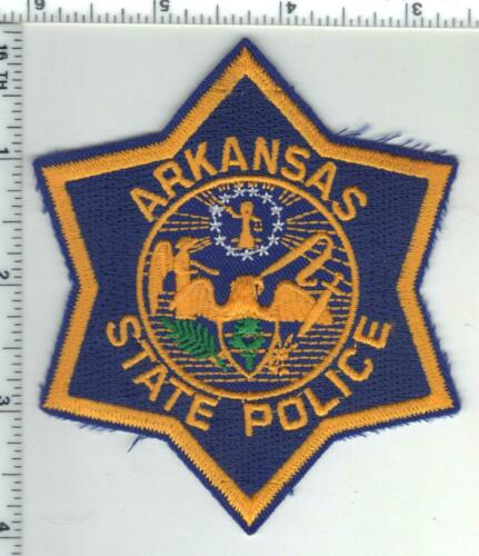 State Police (Arkansas) 6th Issue Shoulder Patch