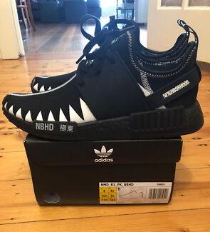 Adidas x Neighborhood NMD US9