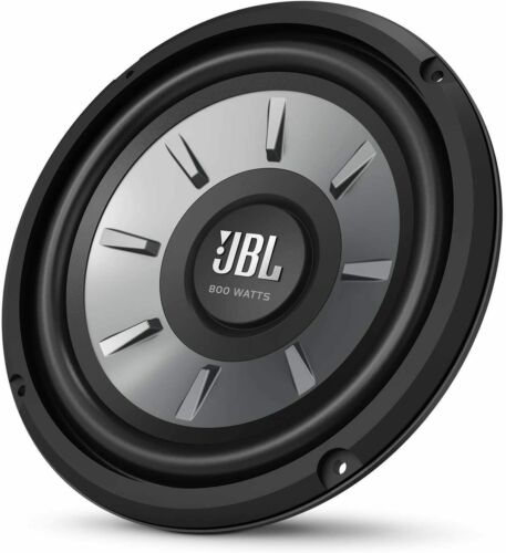 """JBL Stage 810 800W Max Power 8"""" Stage Series Single 4 ohm Car Subwoofer"""