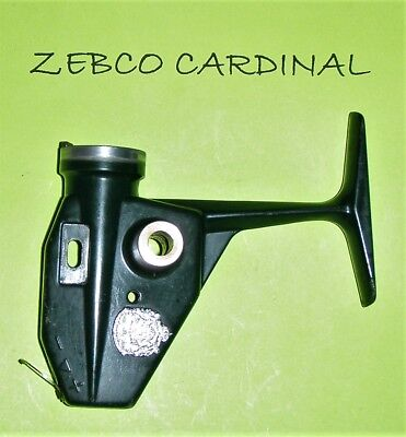 Zebco Cardinal 4 Reel Parts - Housing Use w Cream Brake Knob V Good Cond. Lot 45 for sale  Grand Rapids
