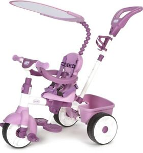 Little tikes purple 4-1 trike