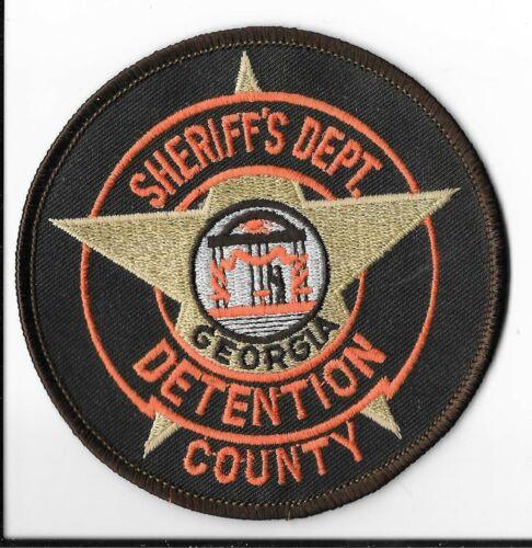 Georgia Sheriff