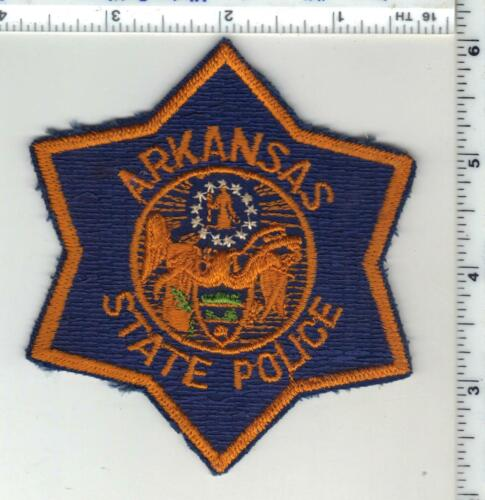 State Police (Arkansas) 1st Issue Shoulder Patch
