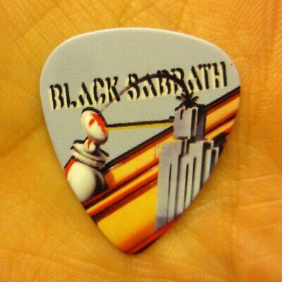 BLACK SABBATH Collectors Guitar Pick - Technical Ecstasy - Classic Ozzy RnR Dr - $3.99