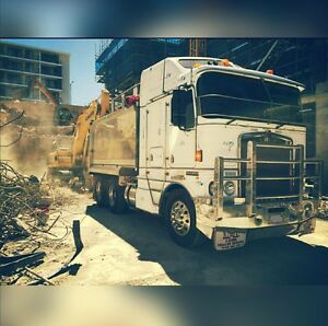 Tipper truck and dog hire/excavation and dirt removal Parramatta Parramatta Area Preview