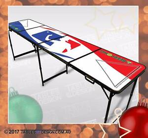 "Brand New BEER PONG USA ""Throwing Guy"" Table ($100ea Cash PickUp) Lonsdale Morphett Vale Area Preview"