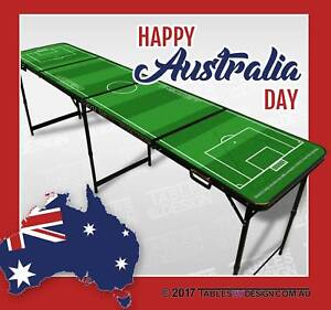 BRAND NEW Soccer Field Beer Pong Tables ($100ea Cash Pick-Up) Lonsdale Morphett Vale Area Preview