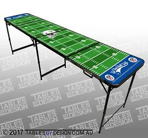 NFL Field Themed Beer Pong Table BRAND NEW (Cash Pick Up) Lonsdale Morphett Vale Area Preview