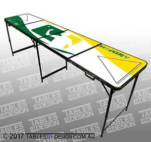 "BRAND NEW BeerPong Oz ""Throwing Guy"" Tables ($120ea Cash PickUp)"