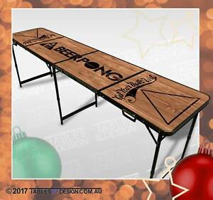 BRAND NEW Get Your Balls Wet Beer Pong Table $160ea Cash PickUp Lonsdale Morphett Vale Area Preview