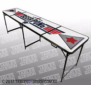 Brand New TOP GUN BeerPong Table (Cash PickUp & Delivery Av.)