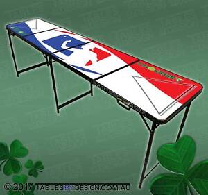 """BRAND NEW Beer Pong USA """"Throwing Guy"""" Table ($100ea Cash PickUp) Lonsdale Morphett Vale Area Preview"""