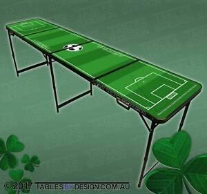 BRAND NEW Soccer Ball Beer Pong Tables ($100ea Cash Pick-Up) Lonsdale Morphett Vale Area Preview