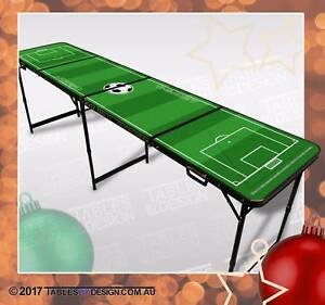 BRAND NEW Soccer Ball Beer Pong Tables ($100ea Cash Pick-Up) Lonsdale Morphett Vale Area Preview