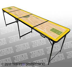 BRAND NEW Basketball Beer Pong Tables ($100.00ea Cash Pick Up) Lonsdale Morphett Vale Area Preview