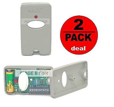 10 DIGIT PINS CODE mini GATE REMOTE CONTROL GARAGE DOOR GATE clicker remote