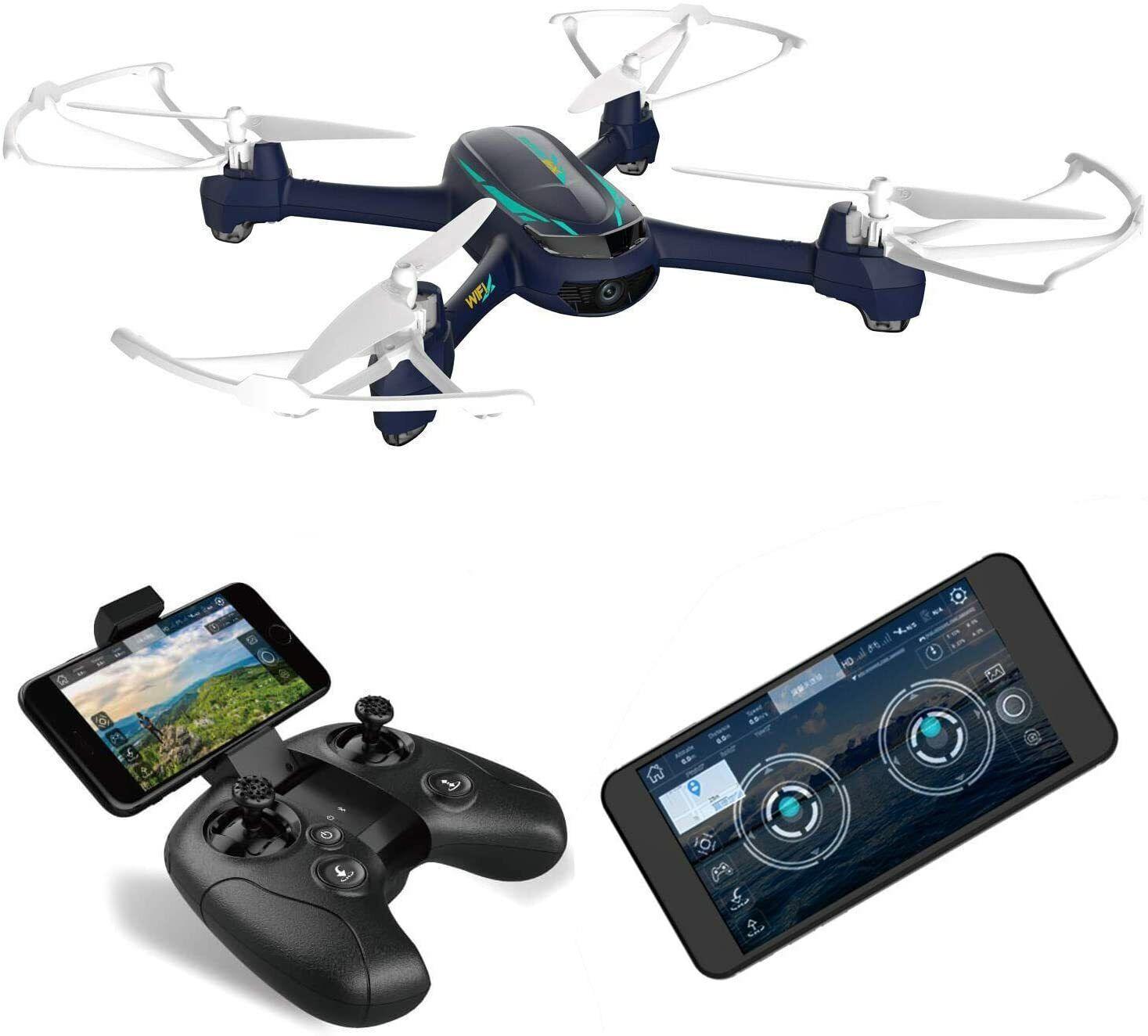 Hubsan Drone Desire X4 PRO H216A con Telecomando GPS Fotocamera 1080P e APP