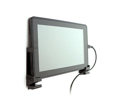 Amazon Kindle Fire Wall Mount Dock; Charging Station (also for touch, eReader)