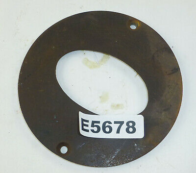 Boice Crane - Oscillating-rotary Spindle Drum Sander Parts Spacer Insert Plate