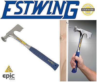 ESTWING E3-11 Vinyl Grip 11oz Drywall Plasterboard Wall Lath Slat Nail Hammer