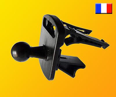 Support GPS Garmin auto voiture ventilation aération Nuvi Streetpilot zumo etrex (Garmin-auto Gps)
