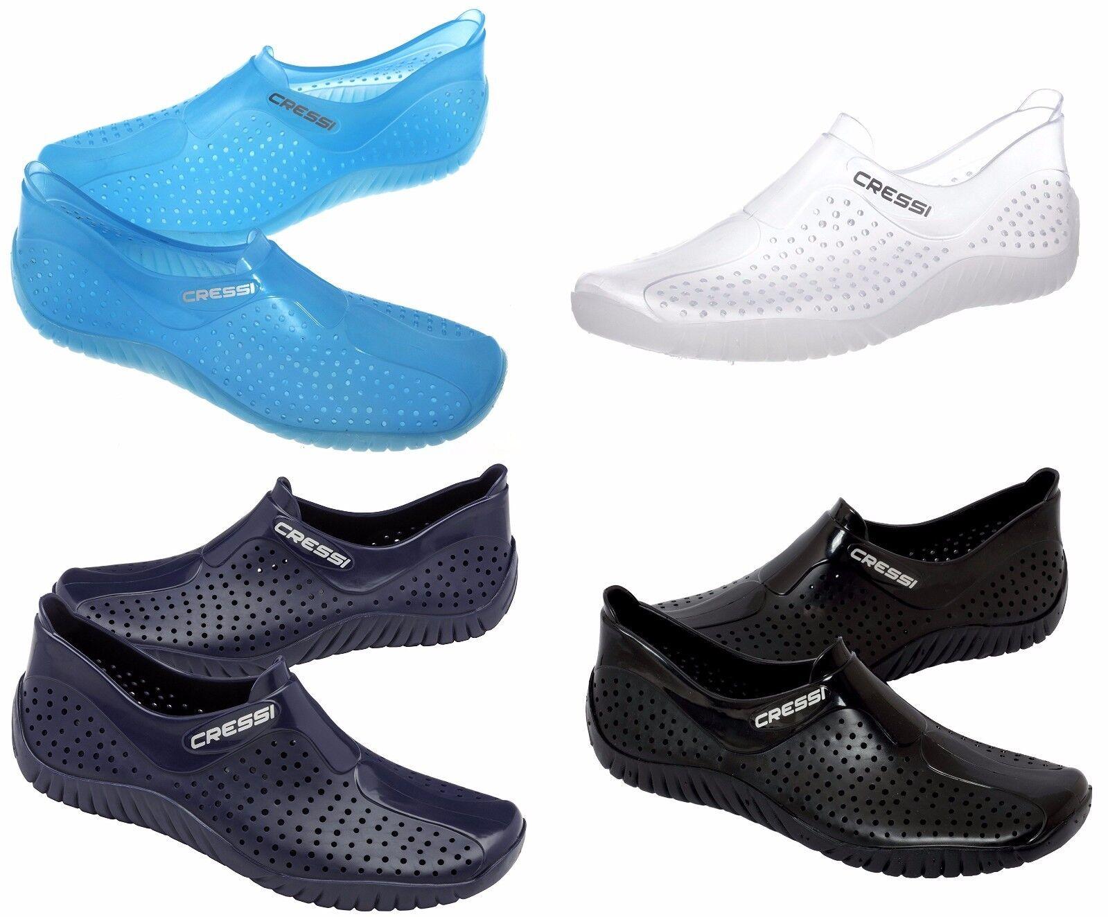 Cressi Water Shoes Scarpe Scarpette da Mare Scoglio Spiaggia Uomo Donna Unisex