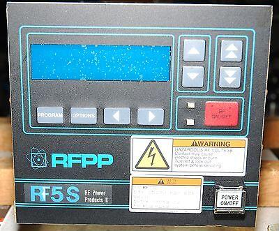 Ae Rfpp Rf-5s Rf Generator 500w13.56mhz