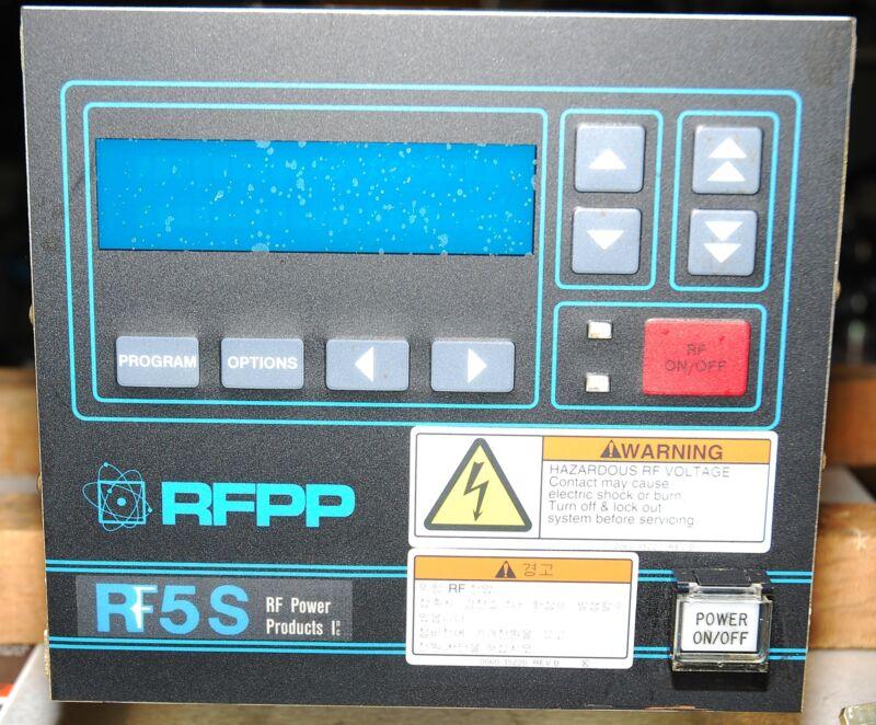 Ae Rfpp Rf-5s Rf Generator 500w,13.56mhz