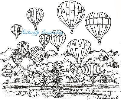 热气球木安装橡皮图章北方橡皮图章新
