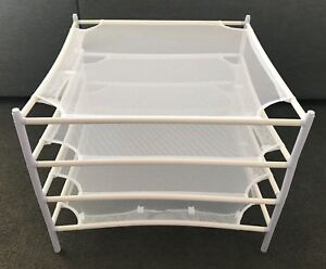Stackable clothes airer / drying rack Murdoch Melville Area Preview