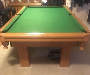 Dufferin full size Pool Table