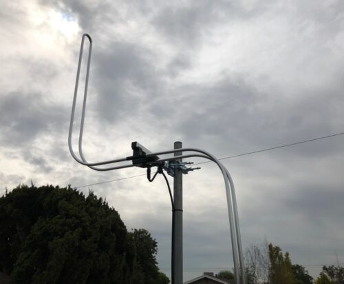 Outdoor FM Antenna High Gain Omni-Directional FM Reception Antenna - FM Antenna
