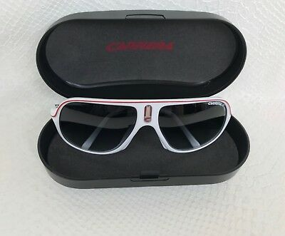 Солнцезащитные очки Carrera white frame sunglasses