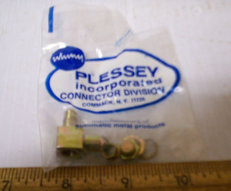 Plessey Incorporated - Electrical Receptacle Connector - P/N: RF02279 (NOS)