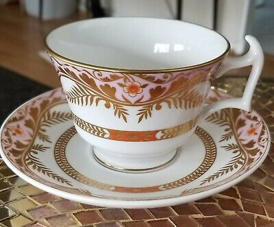 Spode The Cabinet Collection Cup & Saucer