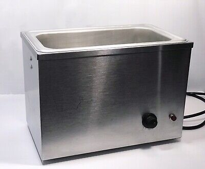 Nemco Stainless Steel Commercial Food Warmer Catering