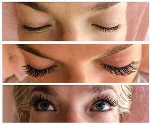 50 AUD Classic eyelash extensions special in February. Belmont Belmont Area Preview