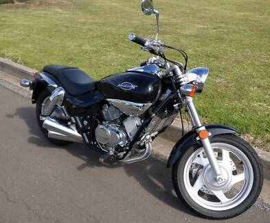 Kymco Venox 250 Cruiser Great Condition and low Km LAMS