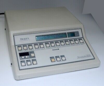 Biodex Atomlab 930 Medical Spectrometer 110540 187-930