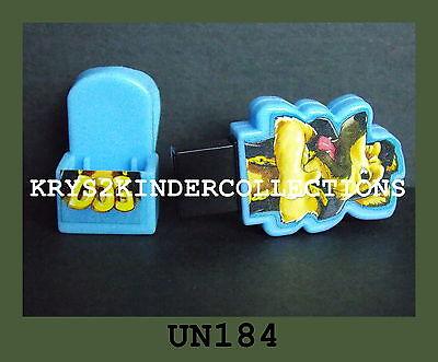 l clé usb UN184 Allemagne 2010 + BPZ  (Kinder-rex)