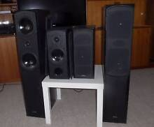 DB Dynamics Polaris series II speakers Rostrevor Campbelltown Area Preview